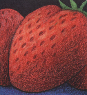 NCRA Strawberries Detail