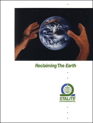 Stalite Reclaiming The Earth Brochure Cover